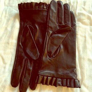 New Wilson Leather Women's Fashionable Gloves